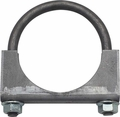 "Jeep Exhaust Clamp, 2"" Heavy Duty, Jeep CJ, Wrangler & Cherokee"