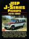 Jeep J-Series Pickups 1970-1982
