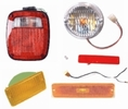 Jeep Marker Lights, Tail Lights, Parking Lights