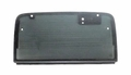 Jeep Wrangler TJ Hard Top Back Glass with 50% Gray Tint, (Heated), Fits 1997-2002 Wrangler TJ