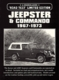 Jeepster & Commando 1967-1973 Limited Edition
