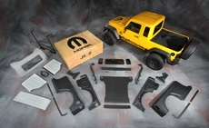 JK8 Independence Pickup Truck Conversion Kit, Mopar, Jeep Wrangler (JK) 4-Door 2007-2012