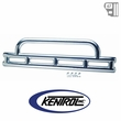 "Kentrol 3"" Double Tube Front Bumper Polished Stainless Steel fits 1987-1995 Jeep Wrangler YJ"