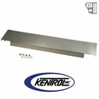 Kentrol 410 Stainless Frame Cover Polished Stainless Steel fits 1987-1995 Jeep Wrangler YJ