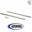 Kentrol Rocker Guards (pair) Polished Stainless Steel fits 1987-1995 Jeep Wrangler YJ