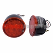 LED Tail Light Set, 46-75 Willys and Jeep CJ Models by Rugged Ridge