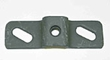 Left Side Cowl Pivot Bracket CJ3A, DJ3A, M38