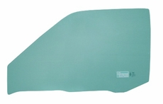 Left Side Door Glass, 2001-2004 Nissan Frontier Pick-up, Left Side