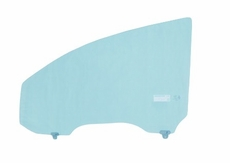 Left Side Door Glass, 2004-2008 Nissan Titan Pick-up, Left Side