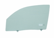 Left Side Door Glass, 2005-2007 Toyota Tacoma Crew Cab, Left Side