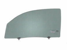 Left Side Door Glass, 2005-2007 Toyota Tacoma Std Cab, Left Side