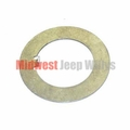 Spindle Lock Washer, Front Wheel Bearing for 4WD Dana Spicer Axle Model 25 & 27