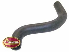 Lower Radiator Hose, fits 2007-11 Jeep Wrangler JK & Wrangler Unlimited JK with 3.8L Engine