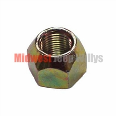 "Lug Nut Left Hand Thread 13/16"" Fits 1941-1971 Jeep and Willys Models"