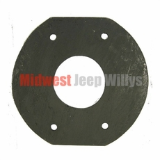 Replacement Machine Gun Mounting Plate, Fits 1941-1945 Willys Jeep MB, Ford GPW