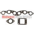 Manifold Gasket Set, Intake and Exhaust for 1941-1962 L-Head 4-134 4 Cylinder Engines