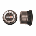 Manual Locking Hub Set, 86-93 Nissan Pathfinder and Pickup by Rugged Ridge