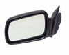 Manual Mirror, Left Jeep Grand Cherokee (1993-1998); Left side; Black.