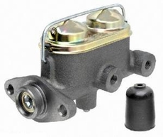 Master Brake Cylinder Fits 66-73 Wagoneer, J-Series Truck with 6-230, 232, 258, 327, 360 Engines (dual well master)