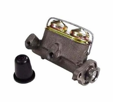 Master Cylinder, fits 1977-78 Jeep CJ without Power Brakes, with Front Drum Brakes