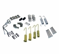 Master Drum Brake Parts Kit, 1978-86 Jeep CJ, 1987-89 Wrangler YJ, 1984-91 Cherokee XJ