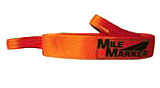 Mile Marker 3' x 15' Orange Tree Strap