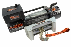 Mile Marker SEC9.5 9,500 lb. Waterproof Electric Winch