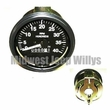 Military Vehicle Tachometer with Hour Meter, 2.5 Ton, 5 Ton