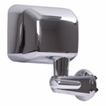 Door Mirror, Chrome, Right Side, 07-18 Jeep Wrangler by Rugged Ridge
