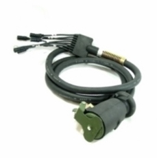 "Military Trailer Cable, 70"" Inch Inter-Vehicular Assembly, 8722865"