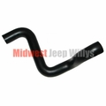 Replacement Fuel Filler Hose, no Flange, fits 1962-1977 Jeep J-Series Truck