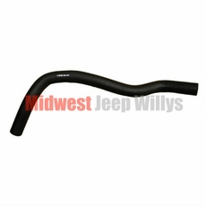 Replacement Fuel Filler Hose for 1981-1982 Jeep CJ8 with 15 Gallon Gas Tank