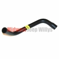 """Replacement Fuel Filler Hose, Flared Ends, 17-1/2"""" Long, Fits Late 1979-1987 Jeep J truck fill hose Townside for front fill tank."""