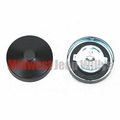 MTS Gas Cap for Under Seat Fuel Tank, Correct Reproduction, 1945-1969 Jeep CJ Models