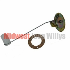 MTS Gas Tank Sending Unit for 1947-1963 Willys Jeep Pickup Truck