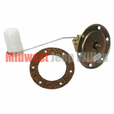 MTS Plastic Gas Tank Sending Unit, fits 1955-1971 Jeep CJ3B, CJ5 and CJ6 with Six Screw Sender