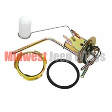 Gas Tank Sending Unit for 1955-1972 Jeep CJ5 and CJ6 with Lock ring style unit without return line