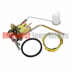 MTS Plastic Gas Tank Sending Unit, fits 1965-1971 Jeep CJ5 and CJ6 with Lock ring style unit with return line