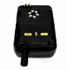 MTS Plastic Gas Tank for 1972-1977 Jeep CJ Models with 15 Gallon Tank, will fit 1972-1975 but requires OEM Style Skid Plate and Straps