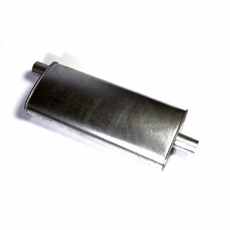 Replacement Muffler for 1993-1995 Jeep Grand Cherokee ZJ with 5.2L Engine