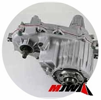 New Process NP242 Transfer Case Parts (1987-2002 Jeep Cherokee, Grand Cherokee and Liberty)