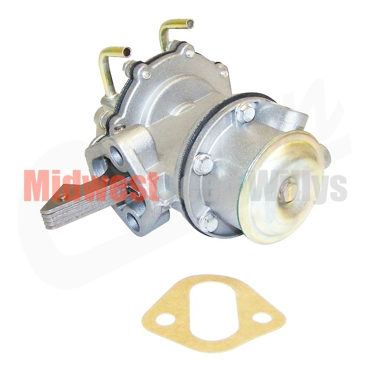 Jeep Part J0120206 New Replacement Fuel Pump with Vacuum fits – Jeep F Head Engine Diagram