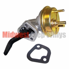 New Replacement Fuel Pump, fits 1967-1973 CJ5, CJ6, Jeepster with V6-225 engine  6416783