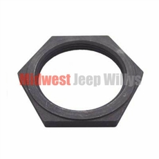 Spindle Nut, Front Wheel Bearing for 4WD Dana Spicer Axle Model 25 & 27