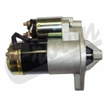 Starter Motor for 1987-2001 Jeep Wrangler, Cherokee XJ, Grand Cherokee with 4.0L or 4.2L Engine