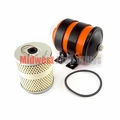 Oil Filter Canister Assembly, C-3 Small, fits L-134, F-134 & 6-226 Super Hurricane Engines