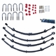 2.5-Inch Lift Kit without Shocks, 87-95 Jeep Wrangler YJ by ORV Rugged Ridge