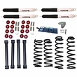 3-Inch Lift Kit with Shocks, 93-98 Jeep Grand Cherokee ZJ by ORV Rugged Ridge