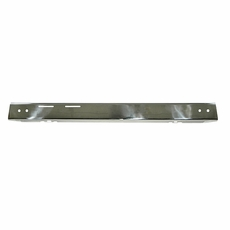Outland Stainless Front Bumper Overlay, fits 1987-1995 Jeep Wrangler YJ Models