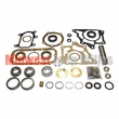 "Overhaul Repair Kit with 1-1/4"" Intermediate Shaft, fits 1953-71 Jeep & Willys with Dana Spicer 18 Transfer Case"